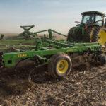 John Deere 2230 Field Cultivator and 2330 Mulch Finisher