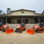 Kubotas New BX80-Series Sub-Compact Diesel Tractor