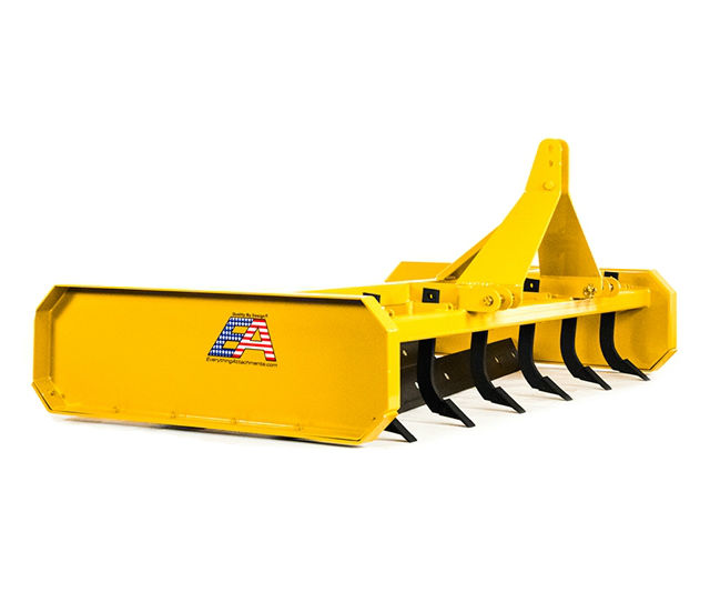 New Tractor Land Leveler with Shanks V2.0