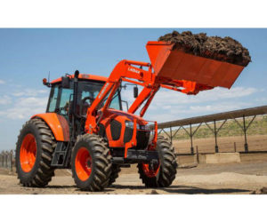 Kubota Introduces the M6S-111
