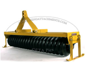 5 inch Smooth Wheel Cultipacker