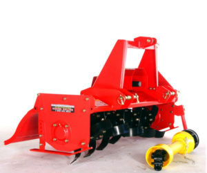 Everything Attachments 48 Chain Drive Rotary Tiller