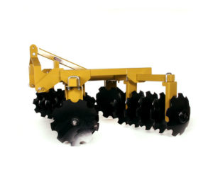 Everything Attachments XTreme Duty Deluxe Box Frame Disc Harrow