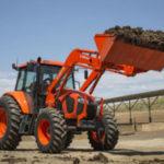 Kubota M6S 111 Utility Tractor