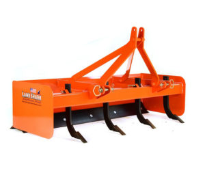 Land Shark Compact Tractor Box Blade