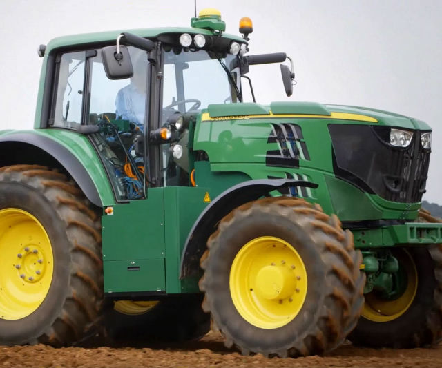 Electric Tractors and Attachments